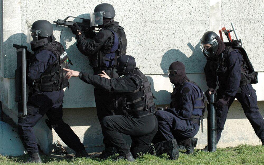 Les Unités et autres Services dépendant de la Police Nationale